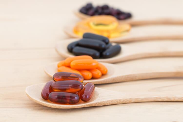 vitamins for weight loss image