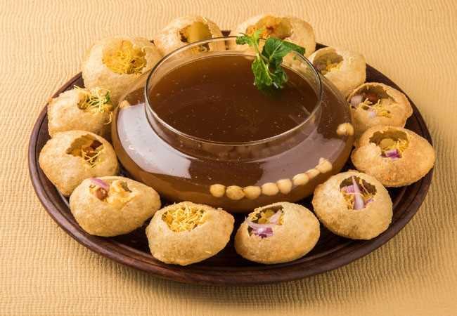 Calories in Pani Puri, image