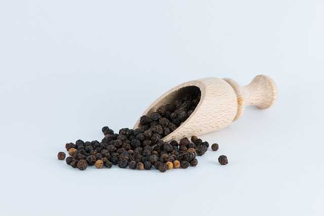 black pepper, image